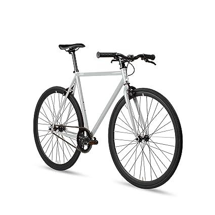 Amazoncom 6ku Fixed Gear Single Speed Urban Fixie Road Bike