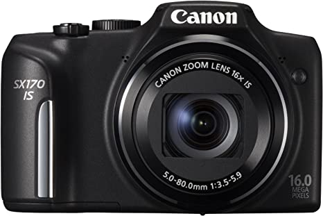 Canon Powershot SX170 IS - Cámara Digital compacta de 16 MP ...