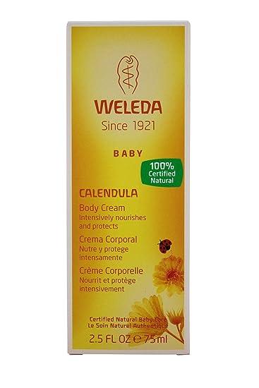 Weleda: Calendula Baby Cream, 2.5 oz (6 pack)