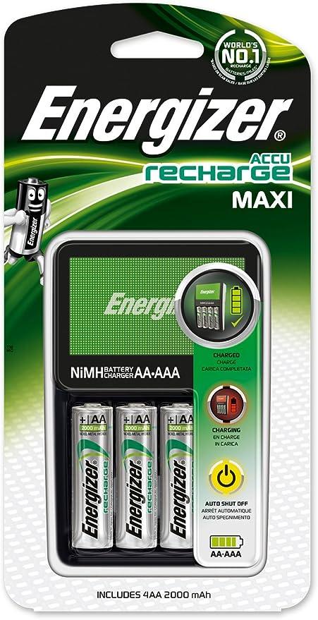 Energizer 635043 Akku Ladegerät Elektronik