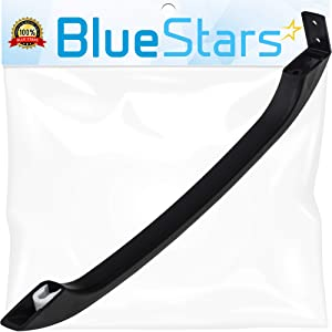 Ultra Durable 218428121 Door Handle Replacement Part by Blue Stars – Exact Fit For Frigidaire Refrigerators - Replaces 218428107 AP2114546