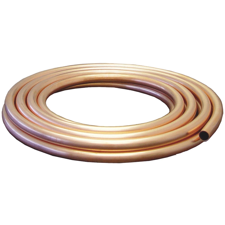 """Mueller Industries UT04005 1/4""""Odx5'Ug Copper Coil"""