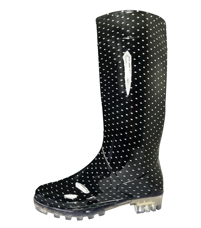 c7877bf6cd02a Mesdames Wellies Femmes neige pluie Festival de Wellington Bottes Taille  EUR 37, 38, 39, 40.5, 42: Amazon.fr: Chaussures et Sacs