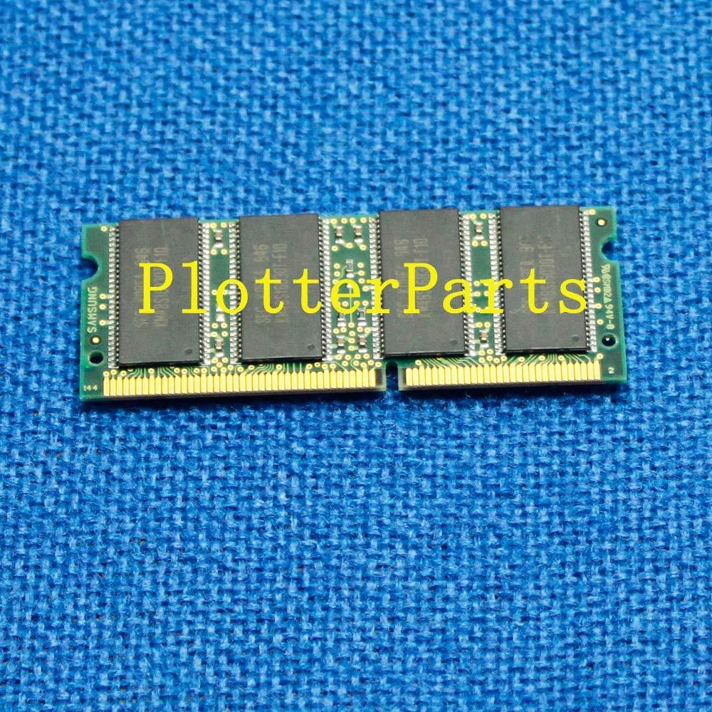 Printer Parts C2388A C7769-60245 C7779-60270 128MB SO-DIMM Memory Module for HP DesignJet 500 800 Original Used