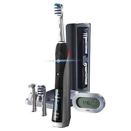 Oral-B TZ 7000 Smart - Cepillo de dientes eléctrico de rotación (material plástico