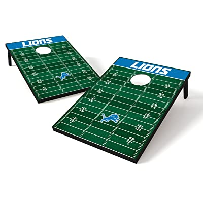 NFL Detroit Lions Tailgate Toss Game : Sports Fan Games : Sports & Outdoors