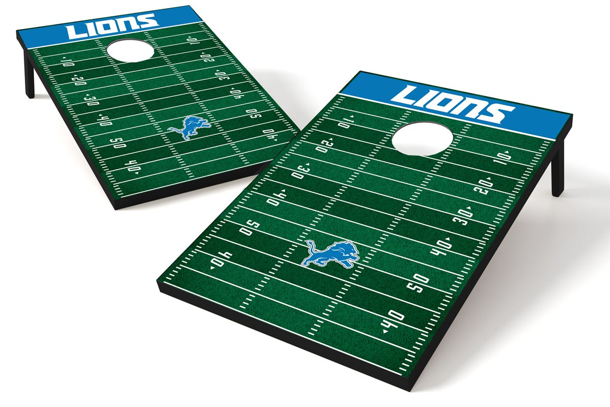 Wild Sports NFL Detroit Lions Tailgate Toss Game