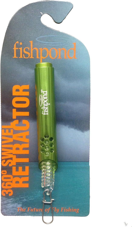 Fishpond Swivel Retractor