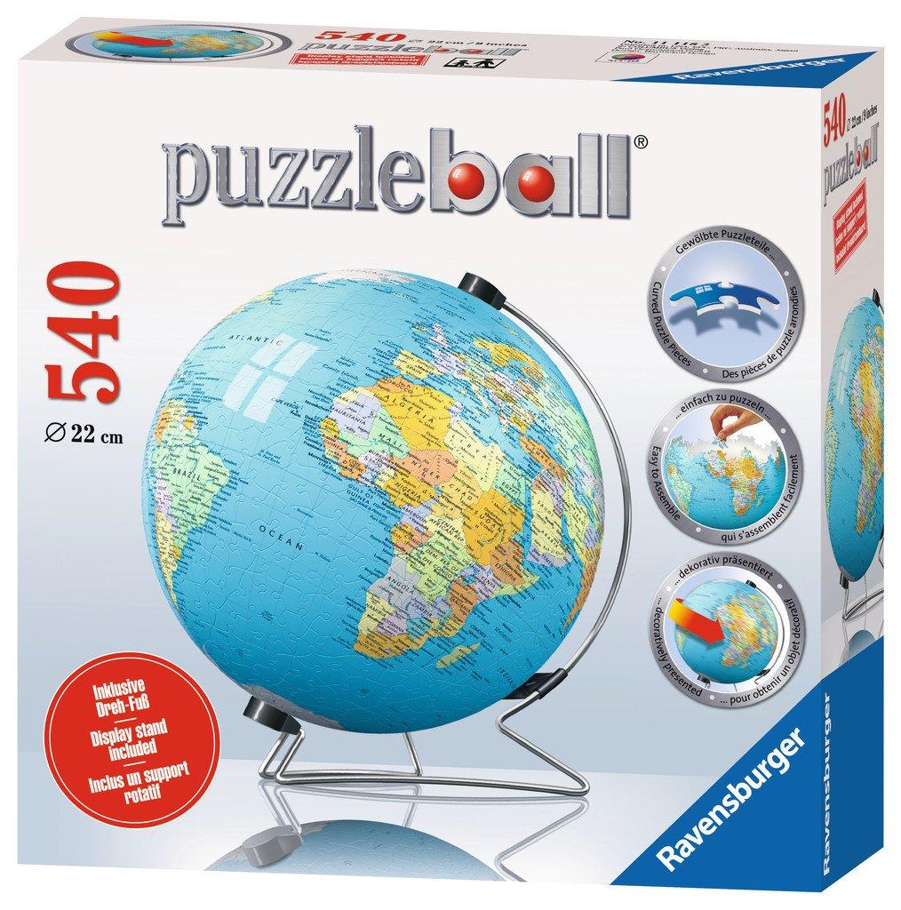 非売品 パズルボール – – パズルボール The B003GI7X30 Earth B003GI7X30, くらしのeショップ:352a3f82 --- a0267596.xsph.ru