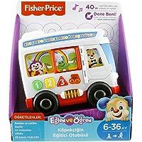 Mattel Fisher Price FHF20 - Köpekçiğin Eğitici Otobüsü (Türkçe)
