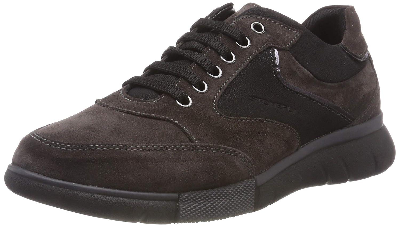Stonefly Neptune II 2 Velour, Zapatos de Cordones Oxford para Hombre