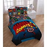 Superheroes 3 Piece Sheet Set by Marvel