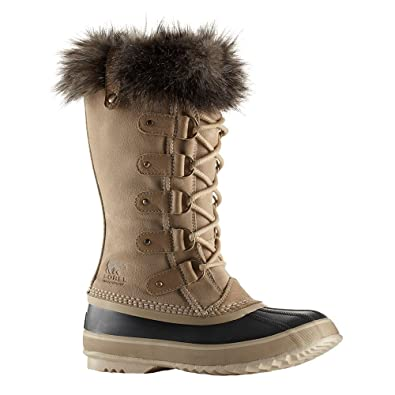 Sorel Joan Of Arctic - Bottes Femme - marron/noir 37 2017 Chaussures trekking & randonnée EqRzbaT7X4