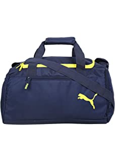 4db6ca7cb2 Puma Polyester 60 cms Lapis Blue Travel Duffle (7496413): Amazon.in ...