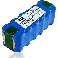 DTK 12 Cells 3.8Ah Ni-MH Bateria para iRobot