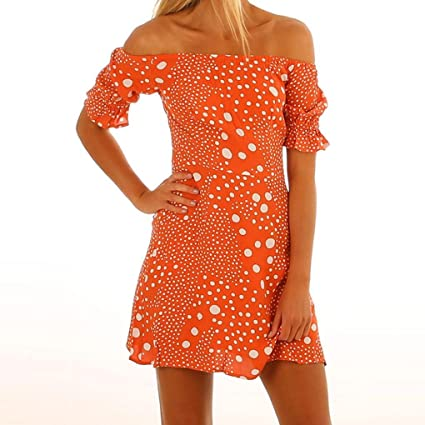 bb11aa016d Image Unavailable. Image not available for. Color: Hemlock Off Shoulder  Dress ...