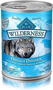 Blue Buffalo Blue Wilderness Denali Dinner 12.5 Oz (Pack of 1)