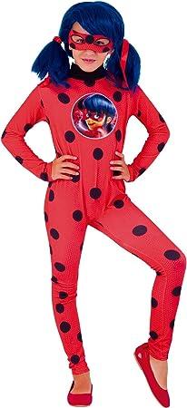 Rubies - Disfraz Infantil Miraculous Ladybug: Amazon.es: Juguetes ...