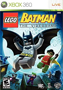 Amazon Com Lego Batman Artist Not Provided Video Games