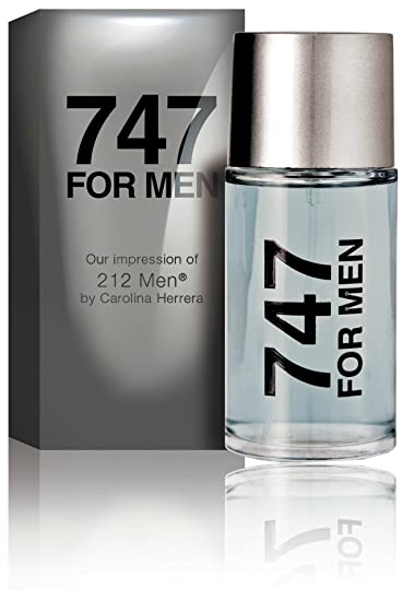747 Club For Men Perfume Impression Of 212 Vip By Carolina Herrera
