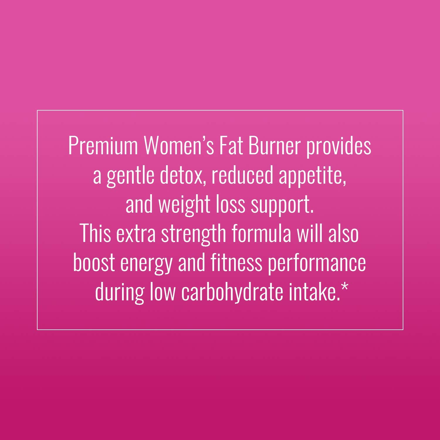 Nobi Nutrition Premium Vegan Fat Burner for Women - Weight Loss Supplement, Appetite Suppressant and Metabolism Booster - Thermogenic Diet Pills for Women - 60 Capsules by Nobi Nutrition (Image #7)