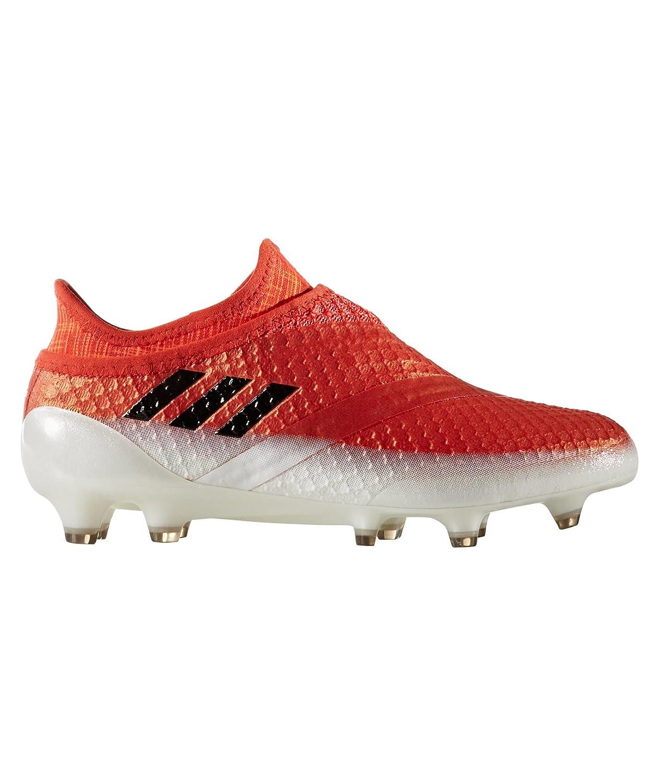 Adidas Messi 16+ Pureagility ROT Limit FG Fußballschuh Kinder