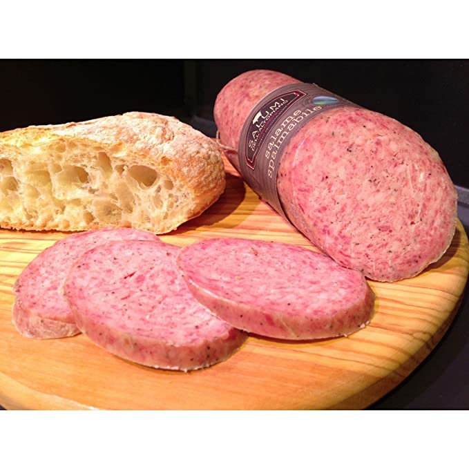 Salami Italiano para untar - Meseta Colfiorito de 750 g / 800g