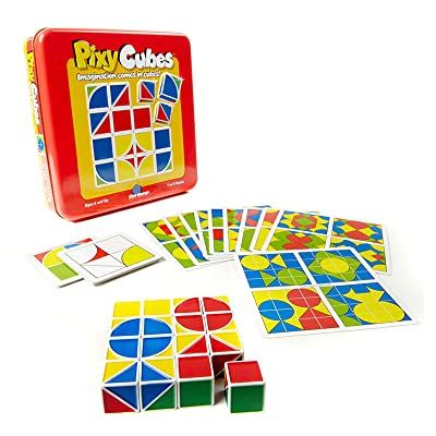 Blue Orange Games BOG00430 Pixy Cubes Game: Toys & Games