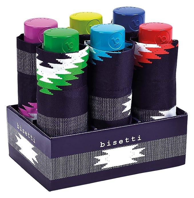 Paraguas Mini Aluminio (Varios Colores) - Bisetti: Amazon.es: Electrónica