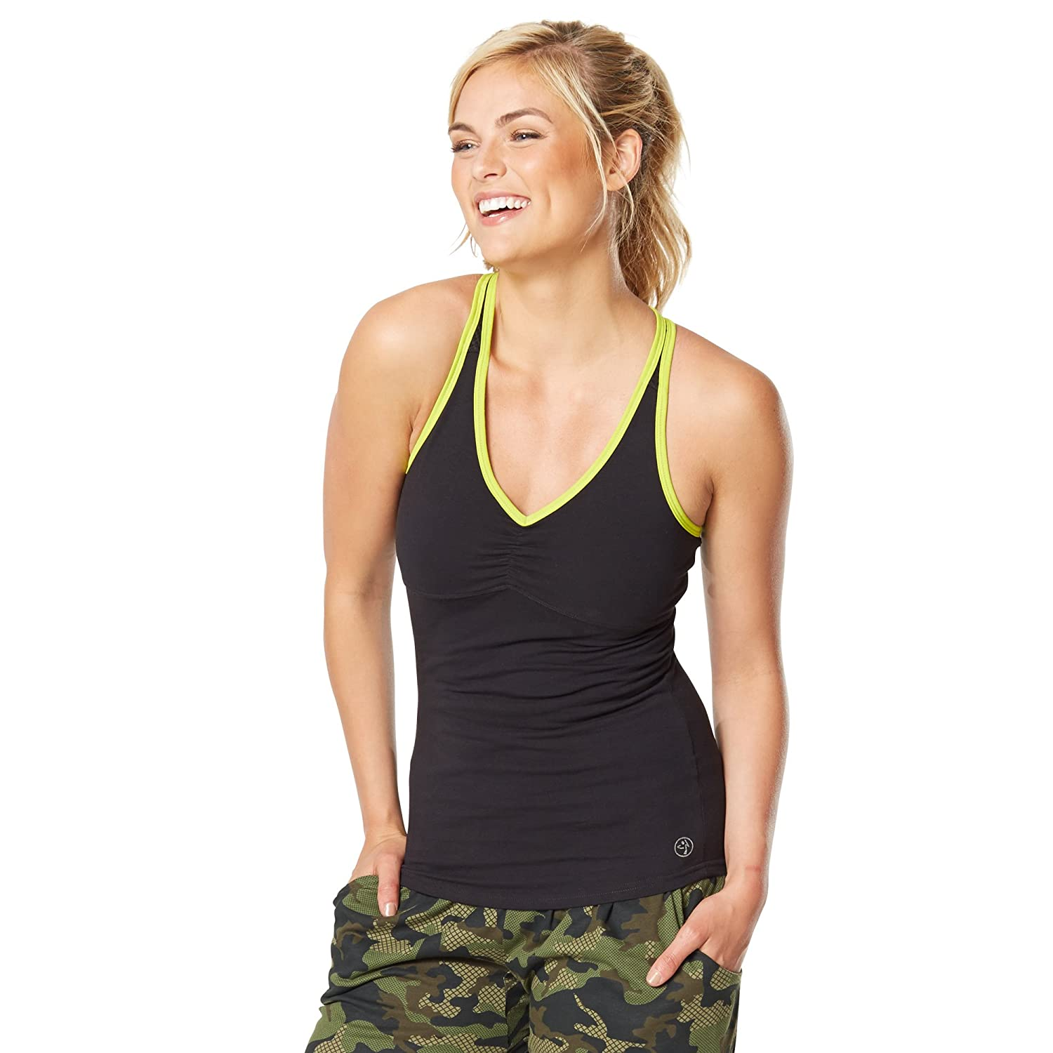 Zumba Fitness mujer WT Tank boot Camp