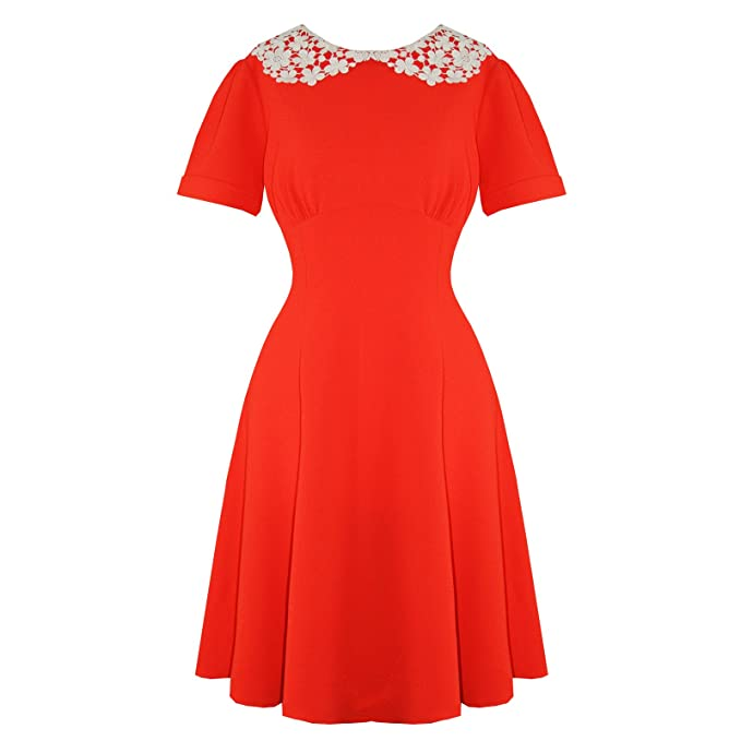 Claro diseño de vestido de Mia Vintage y ajuste expedidos de ...