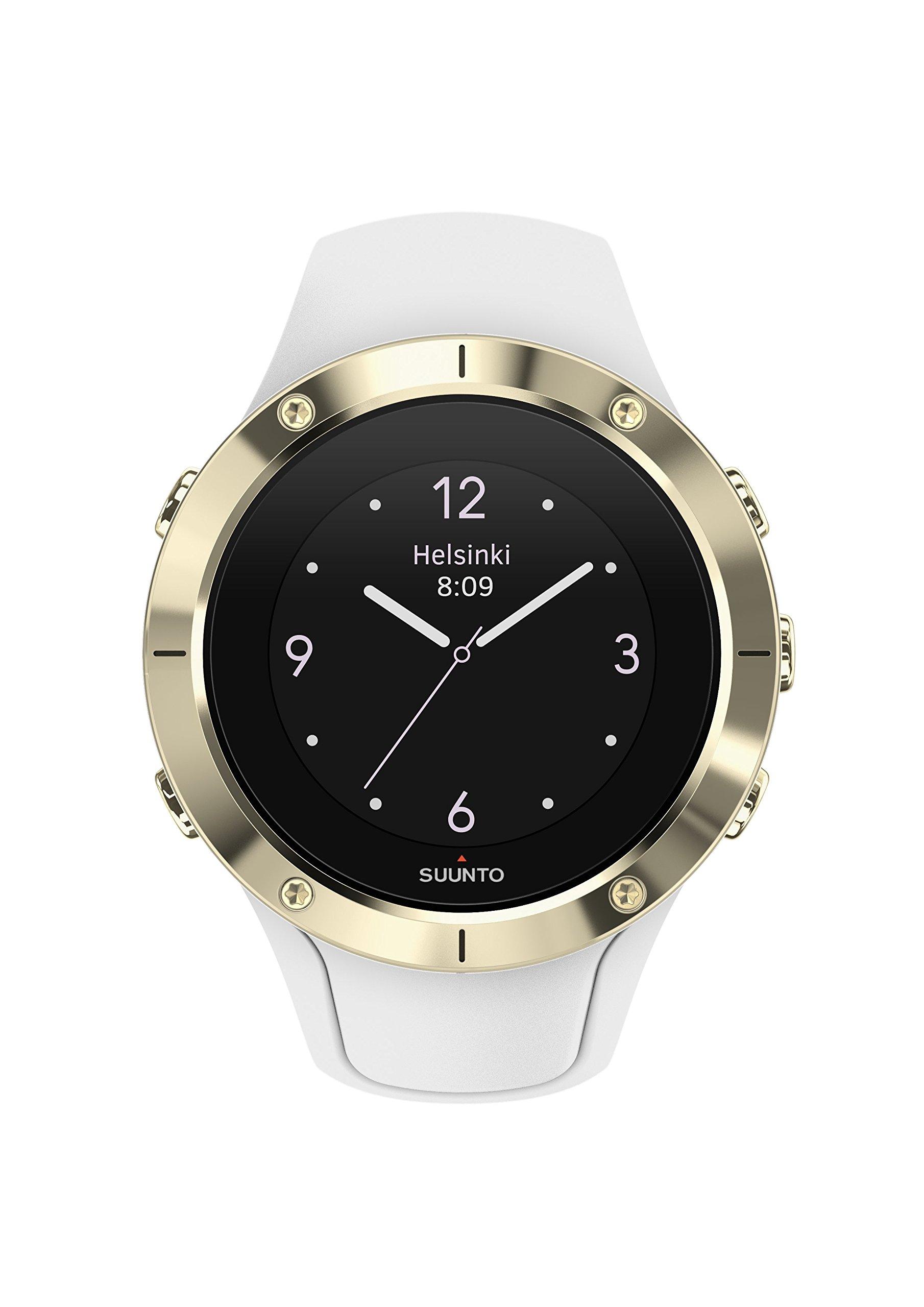 Suunto Spartan Trainer Wrist HR Multisport GPS Watch (Gold) by Suunto (Image #8)