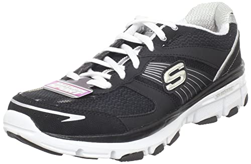 91734d5963d1 Skechers Sport Women s Bravos Lace-Up Sneaker