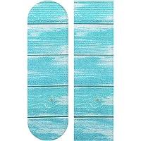 Glaphy Cartoon Whales Sunflowers Animal Dog Skull Skateboard Deck Sandpaper Non-Slip Grip Tape Waterproof Longboard Griptape 1 Sheet 9.1x33.1 Inch
