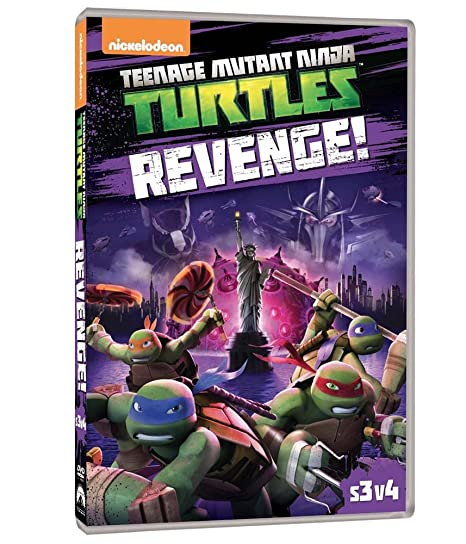 Teenage Mutant Ninja Turtles - Stagione 03 #04 - Vendetta ...