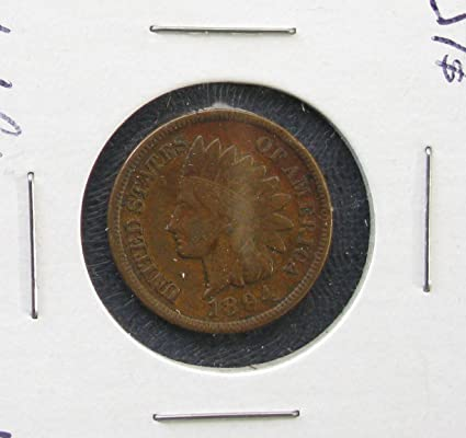 seller/'s # 679 1891 Indian Head Cent