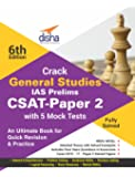 Crack General Studies IAS Prelims (CSAT) Paper 2 with 5 Mock Tests