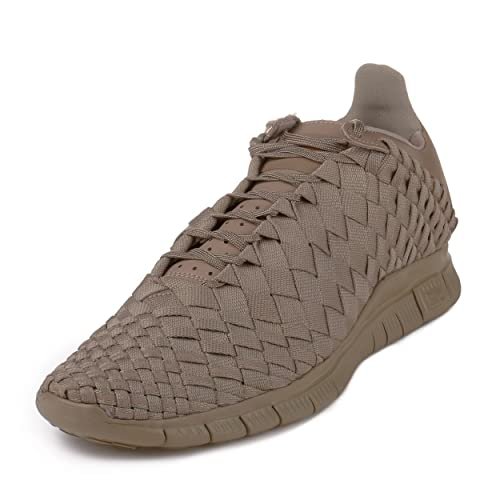 new product 972a6 e131e NIKE Free Inneva Woven Tech SP - Desert Desert 7 UK 41 EUR  Amazon.co.uk   Shoes   Bags