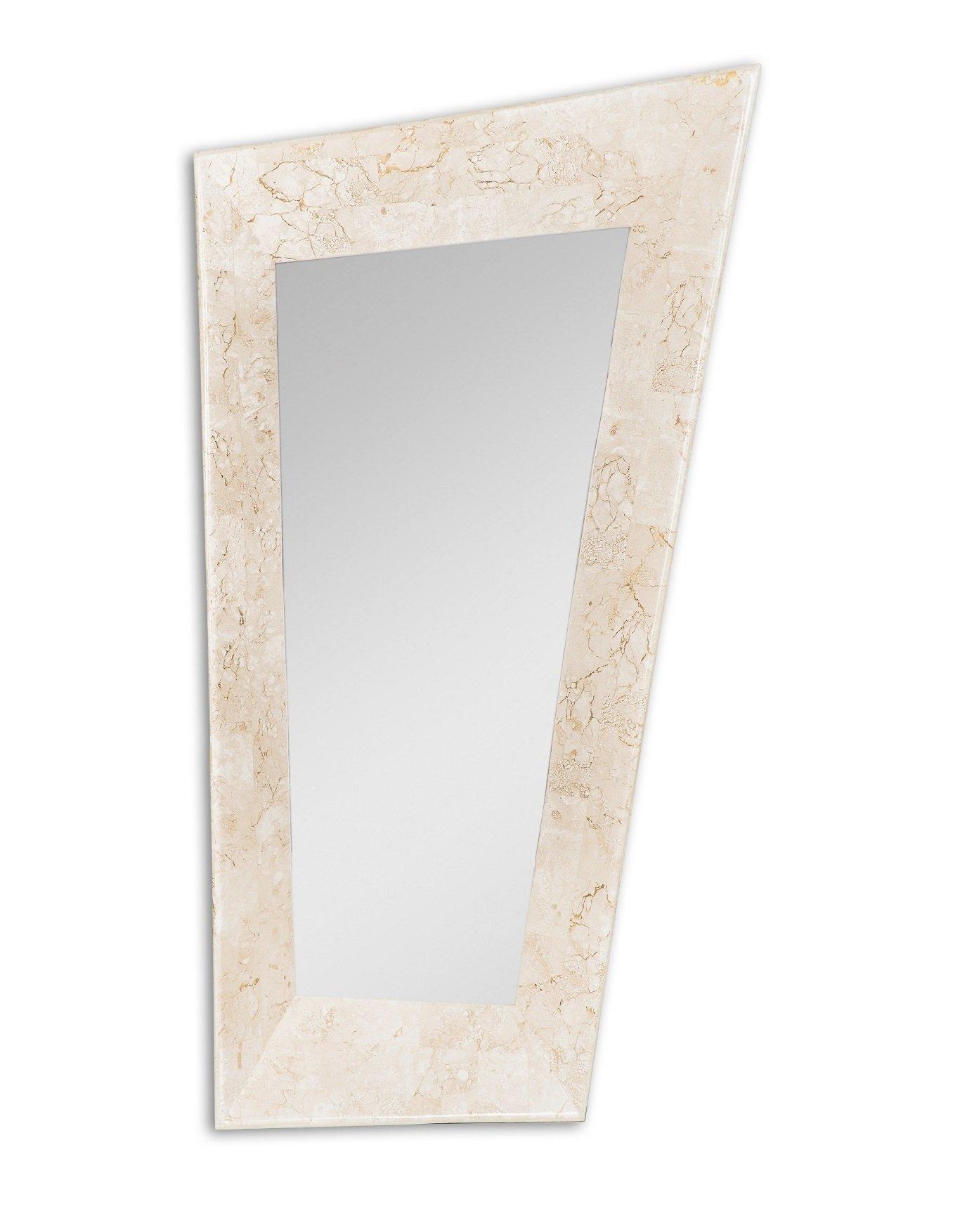 80x80x2 cm Stones SP//021 Specchio