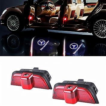 IIuminación LED Proyector láser Door Logo luz de proyección