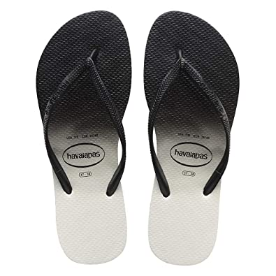 bde508d959c52 Amazon.com: Havaianas Women's Slim Dip Dye Flip Flop: Shoes