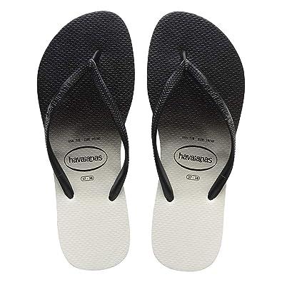 26c632b08b8135 Amazon.com  Havaianas Women s Slim Dip Dye Flip Flop  Shoes