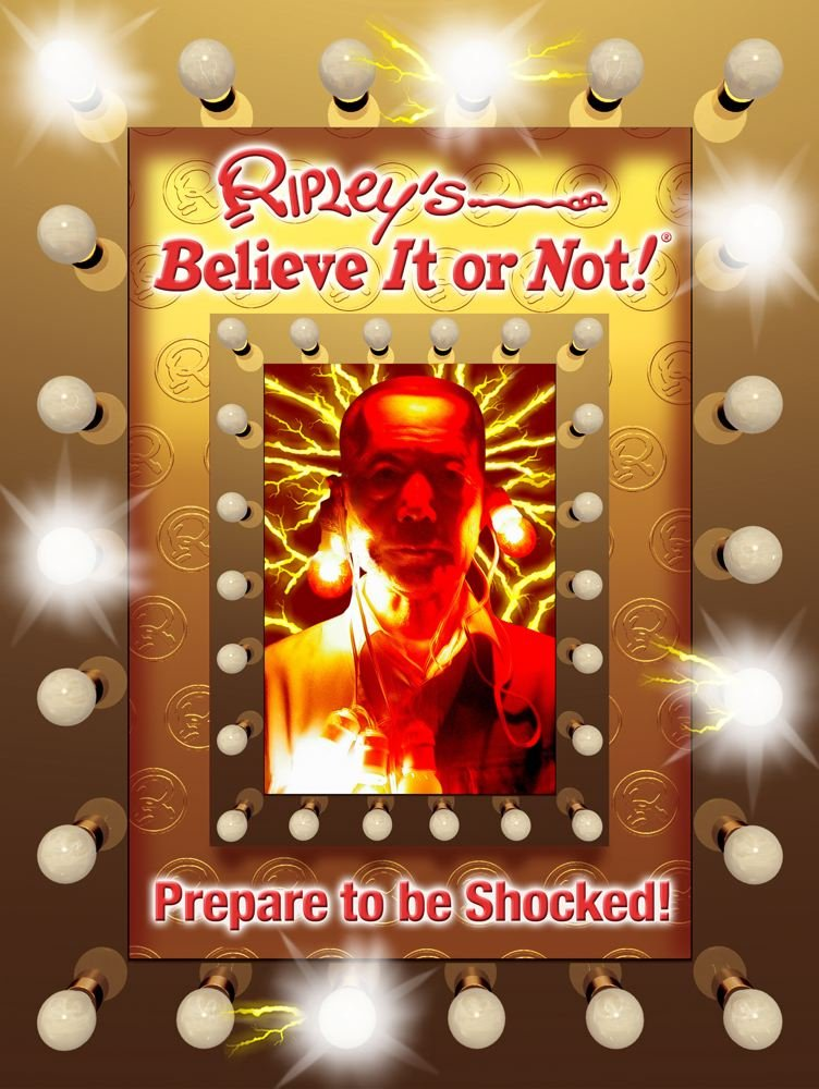 Download Ripley's Believe It Or Not! Prepare To Be Shocked (ANNUAL) PDF