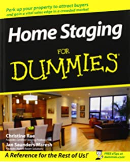 Attirant Home Staging For Dummies