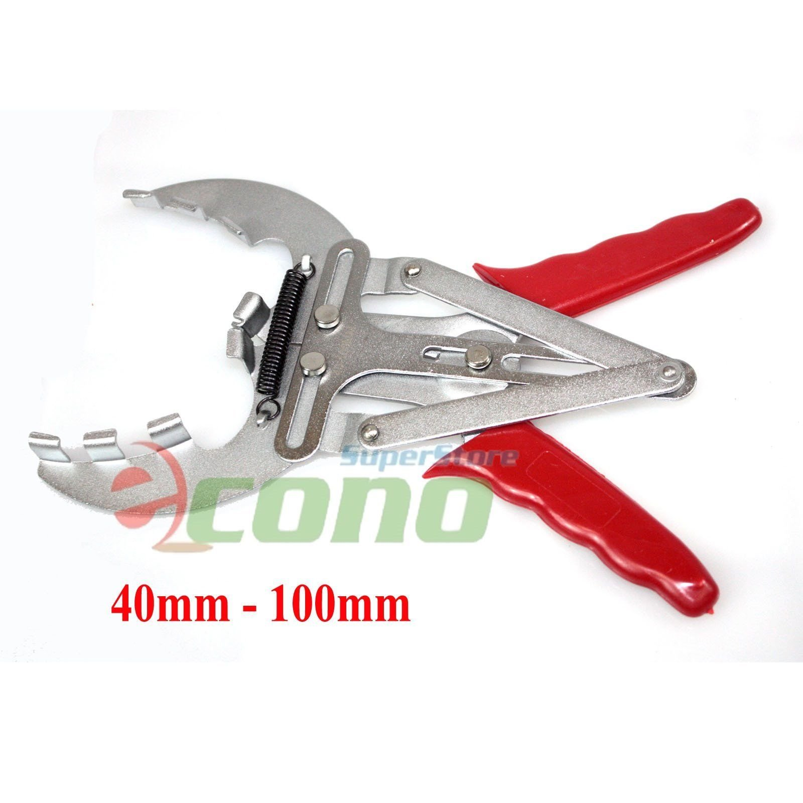 Piston Ring Quick Installer Remover Engine Pliers 1.57'' 4'' 40mm -100mm Expander