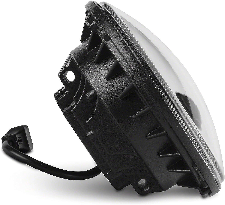 Axial LED Black Daymaker Headlights for Jeep Wrangler TJ /& JK 1997-2018