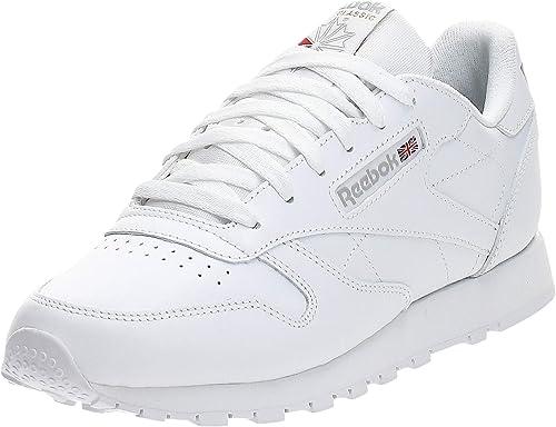Reebok Classic Leather, Zapatillas de Running para Mujer: Reebok: Amazon.es: Zapatos y complementos