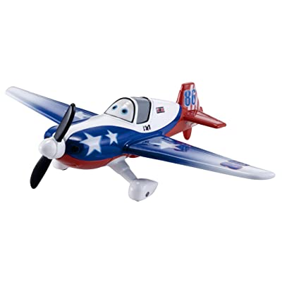 Disney Planes 86 LJH Special Diecast Aircraft: Toys & Games