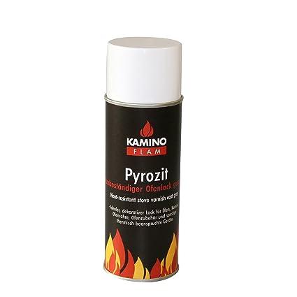 Kamino-Flam Barniz en spray para chimeneas, estufas, hornos, barbacoas, tubos