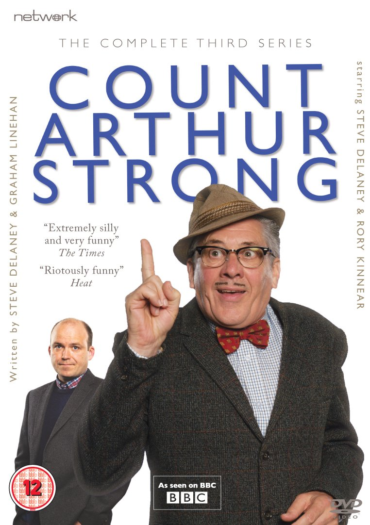 Count Arthur Strong: Series 3